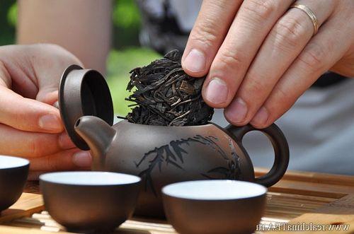 чай шу пуэр как правильно заваривать