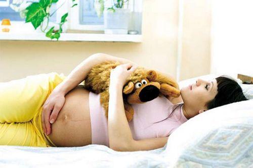 затекают ноги во время сна при беременности