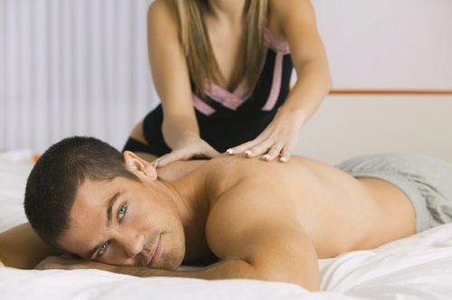 эротический массаж прием и рекомендации