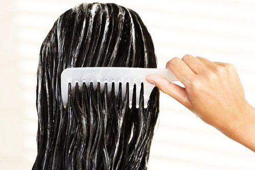 Маски от пушистости волос в домашних условиях
