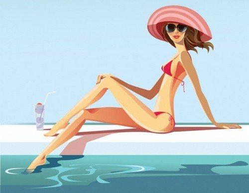 Можно ли купаться с тампоном и принимать ванну при месячных