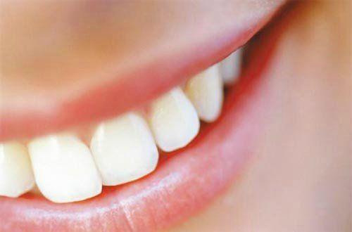 Зубная паста с отбеливателем зубов