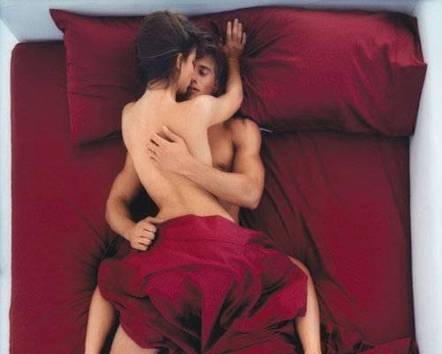 Как вести себя в постели порно