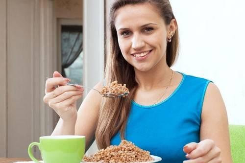 как похудеть на гречке на 10 кг