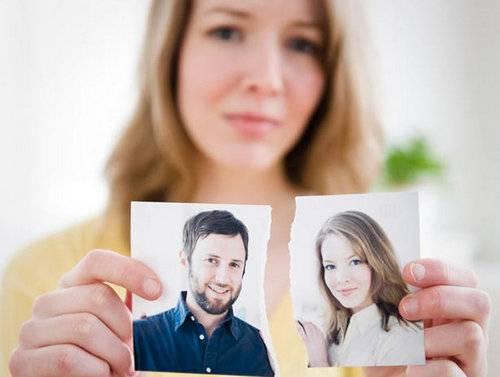 можно ли жить с мужем после развода