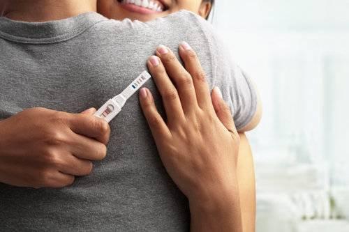 Тест на беременность срок минимальный