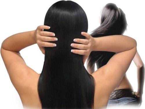 Пористые волосы как сделать гладкими в домашних условиях