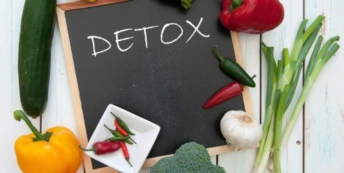 детокс диета природное очищение организма