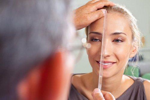 Опустить нос ринопластика