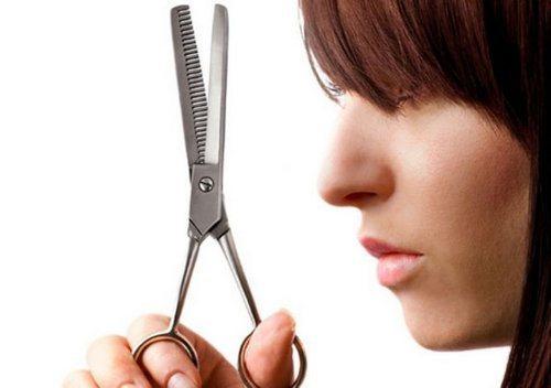 Филирование волос что это такое
