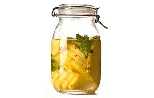 Ананас с водкой для похудения: рецепт ананасовой настойки