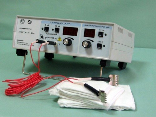 Лидаза для электрофореза при аднексите