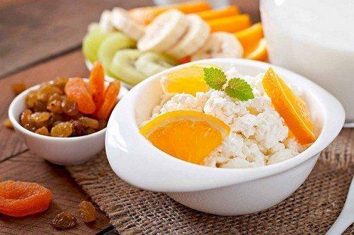 Низкокалорийный завтрак для похудения рецепты с фото