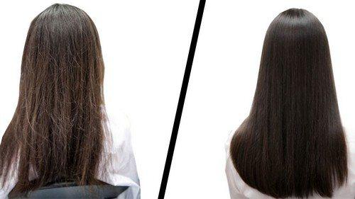 Волосы как мочалка как вылечить