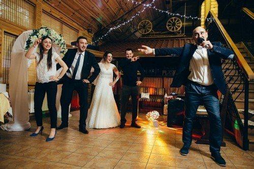 интересный конкурс на 10 лет свадьбы