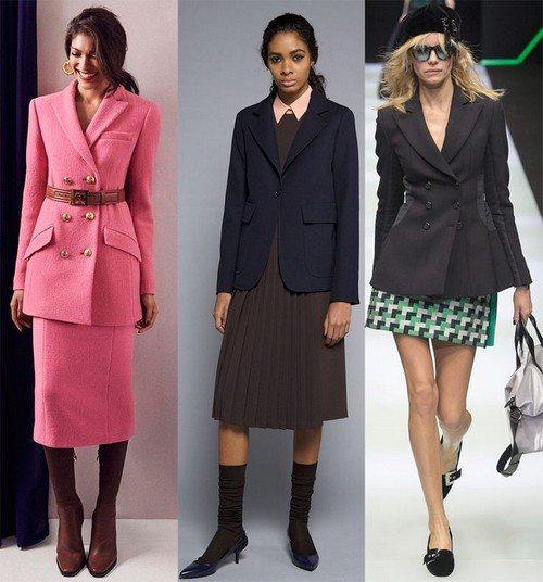 Модные куртки 2020
