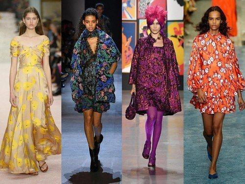 Весенняя мода 2020