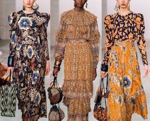 Платье на весну 2020