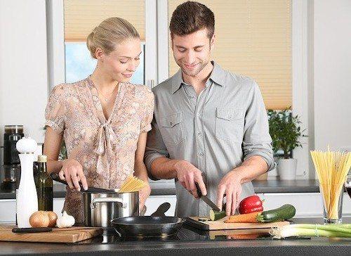 Вдвоем на кухне
