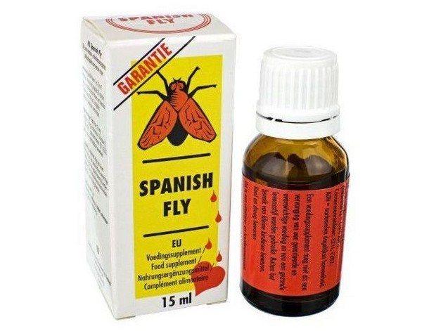 капли Spanish Fly