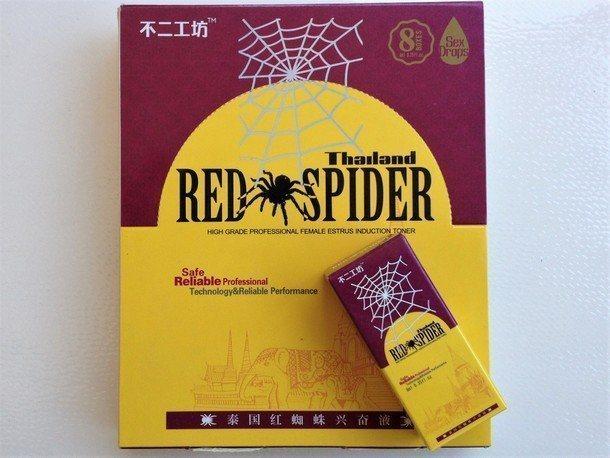 капли Красный паук