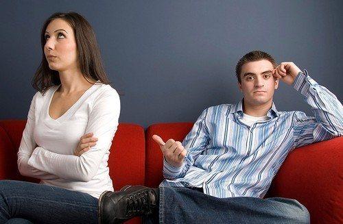 Ошибки в отношениях