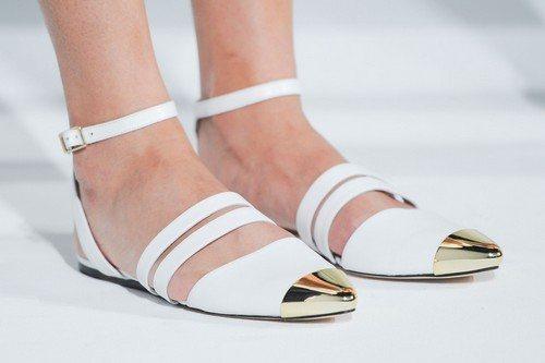 Обувь в стиле Мэри Джейн