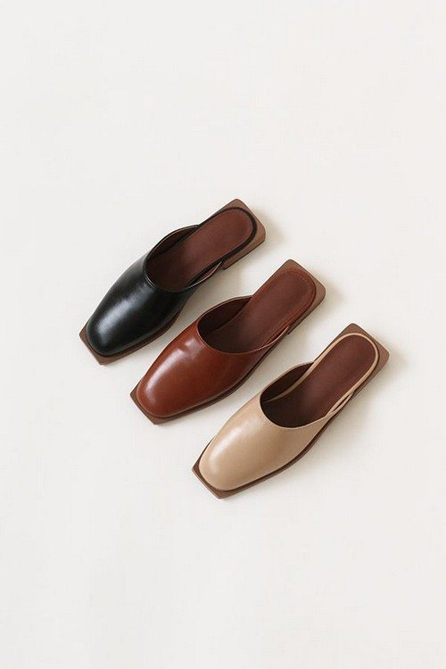 Обувь в стиле минимализм