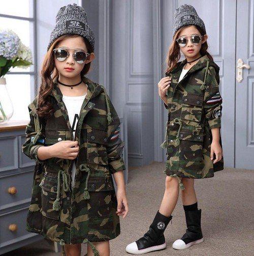 милитари для детей