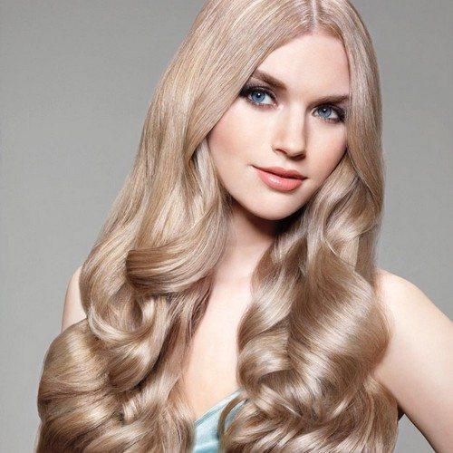 цвет волос для сероглазых