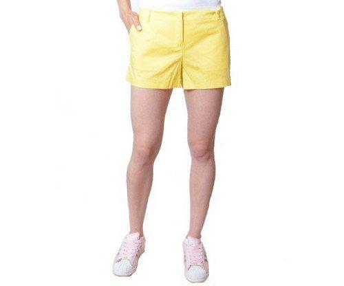 неоновые шорты