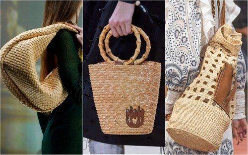 варианты модных сумок