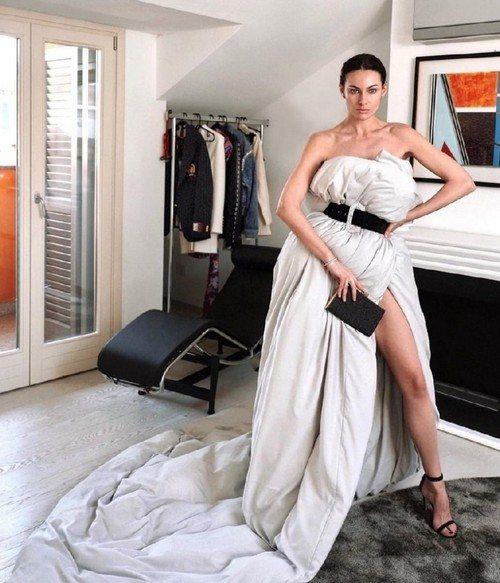 платье-одеяло