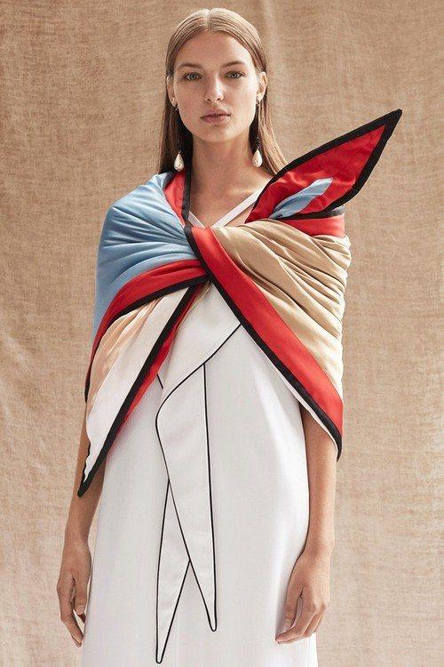 платье-одеяло для улицы