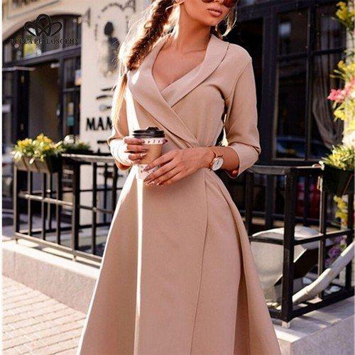 платье в пастельных тонах