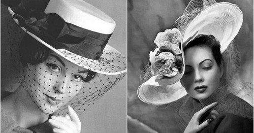 шляпы и тюрбаны