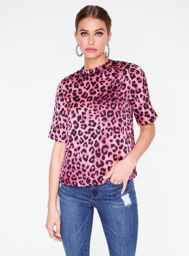 Леопардовые рубашки