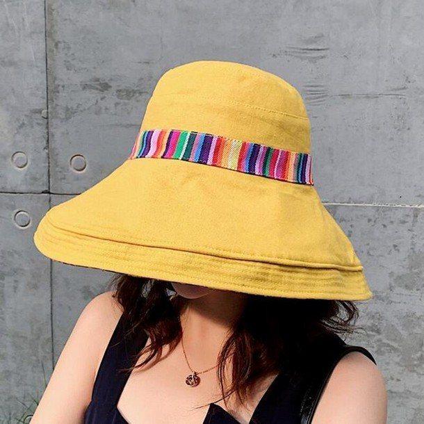 Панамка bucket hat