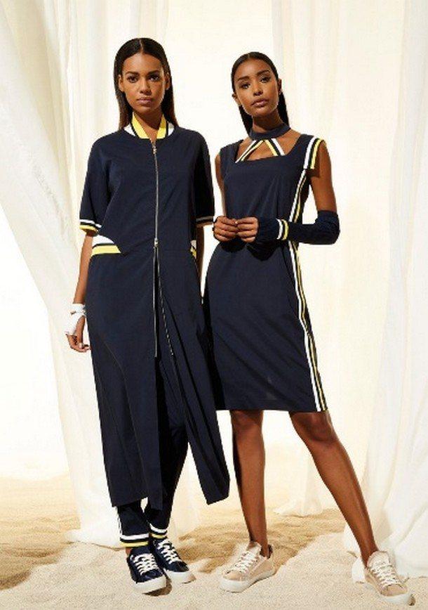 платья с капюшонами и карманами