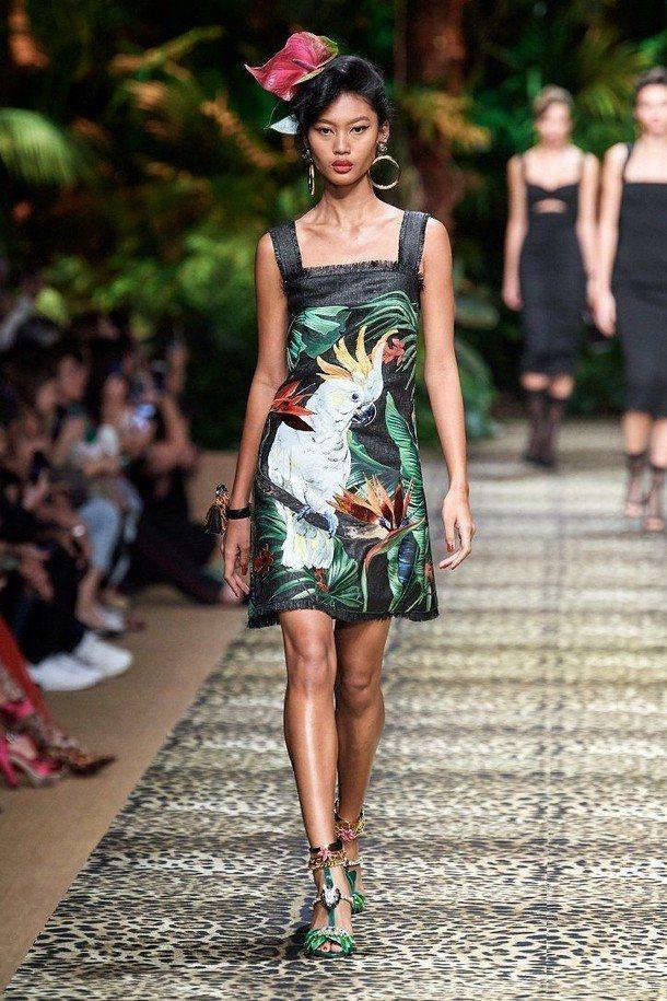 платье из натуральных материалов