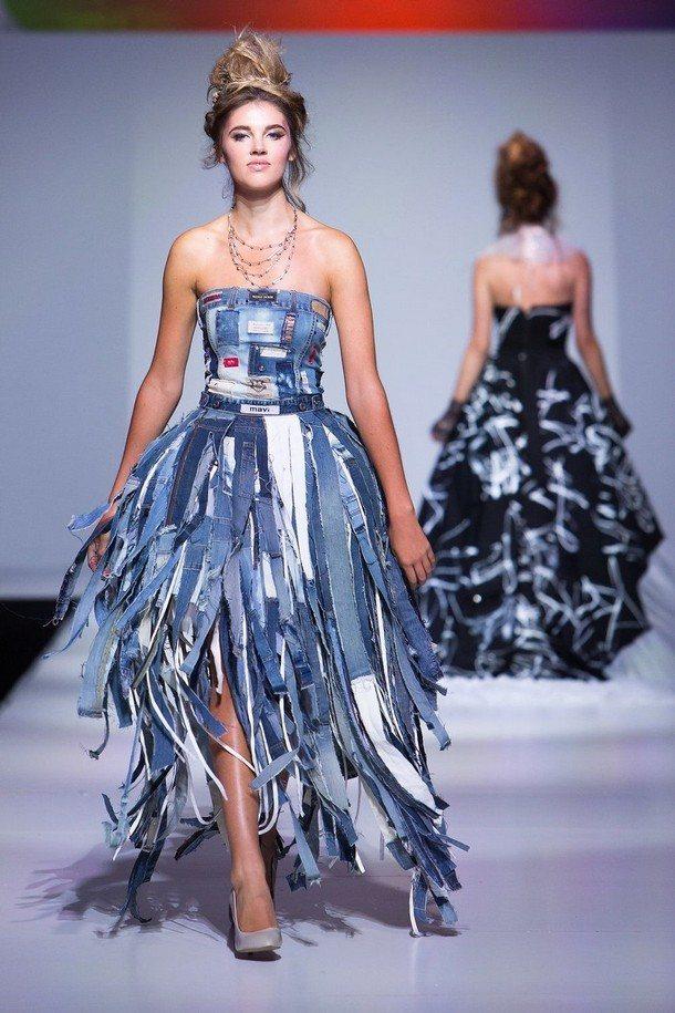 эко-платье