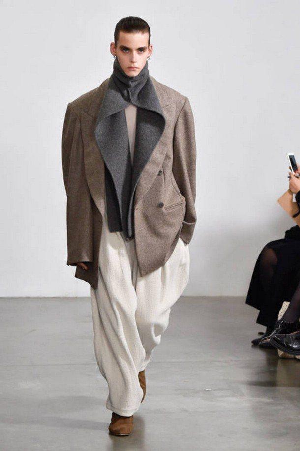 многослойность в мужской одежде
