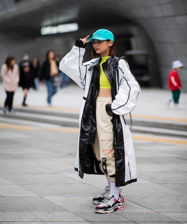 Корейская мода на лето 2020